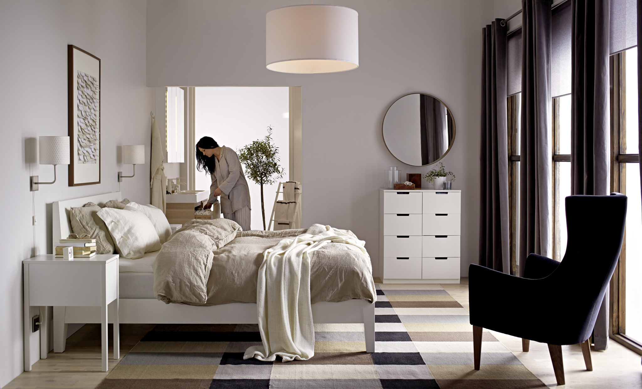 ikea belgique maintient le cap et continue de cro tre. Black Bedroom Furniture Sets. Home Design Ideas