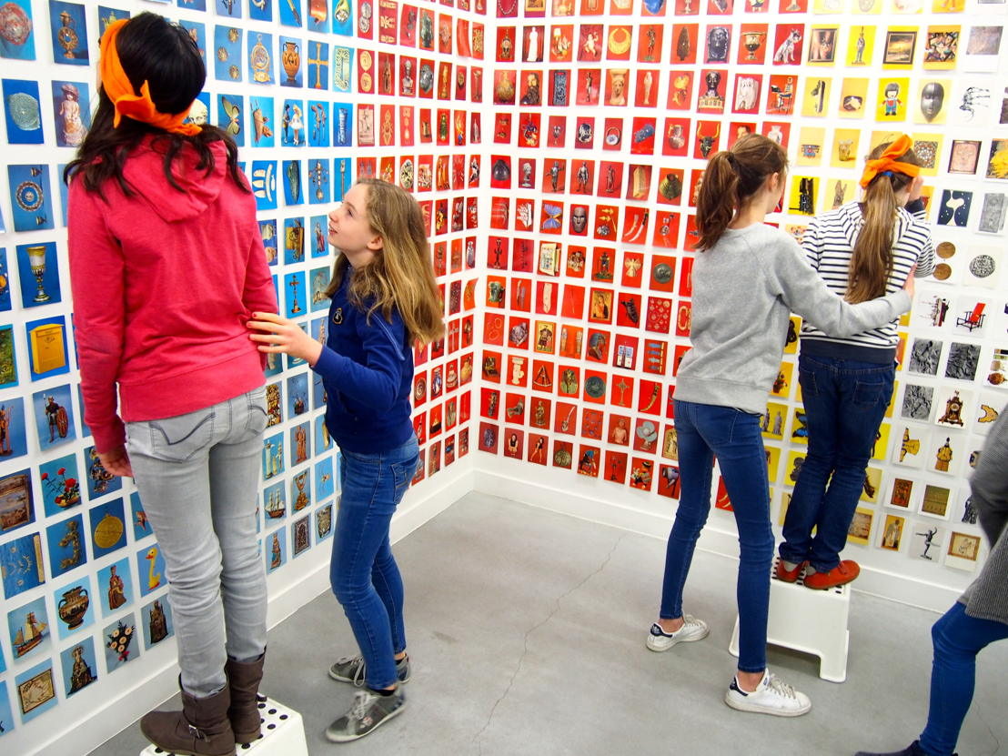 Tentoonstelling van Oriol Vilanova in M-Museum Leuven (c) Andy Merregaert