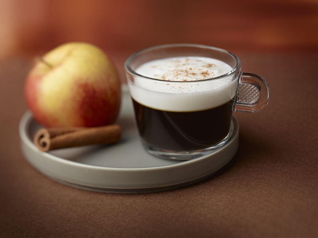 Le café pomme-gingembre