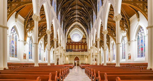 Preview: Boston's Cathedral of the Holy Cross Chooses Powersoft for Historic Renovation