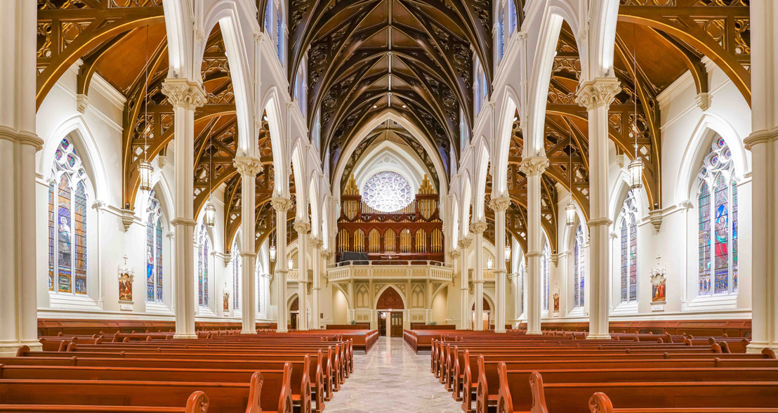 Boston's Cathedral of the Holy Cross Chooses Powersoft for Historic Renovation
