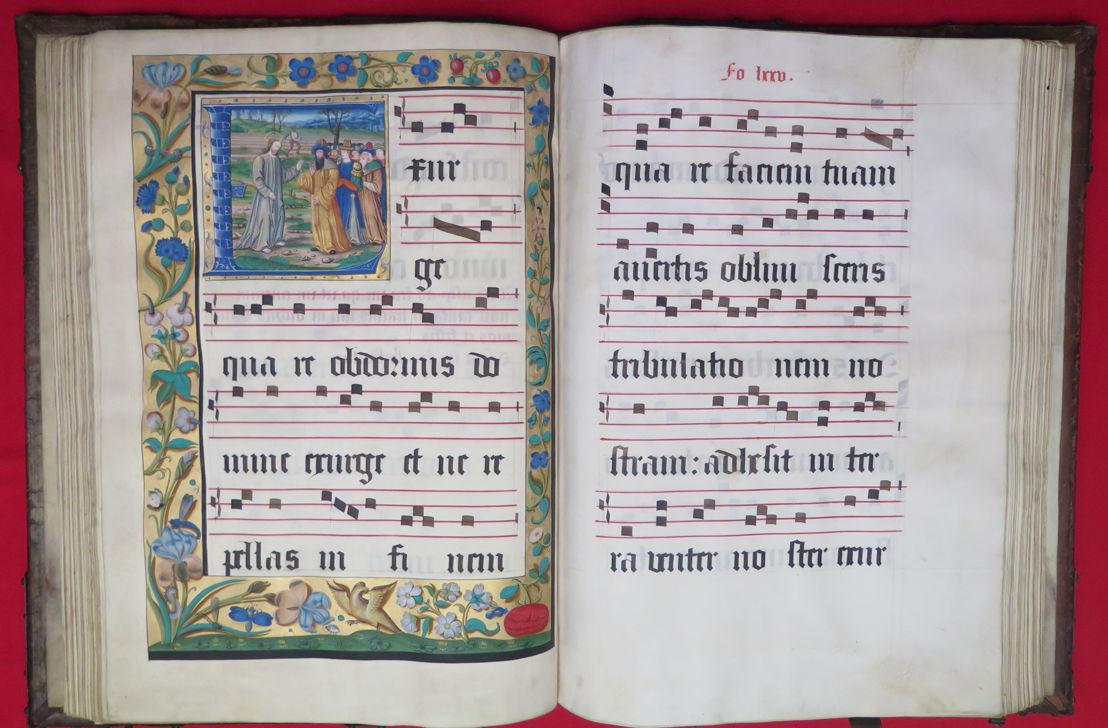 Graduale 1490-1510