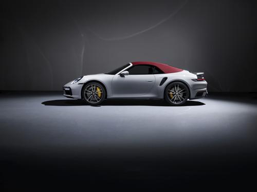 Topklasse 911 met verbeterde rijeigenschappen