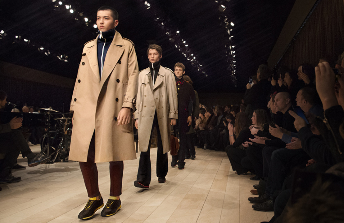 "Burberry presenta su colección AW 2016 para hombre: ""Something Old, Something New, Something Borrowed, Something Blue"""