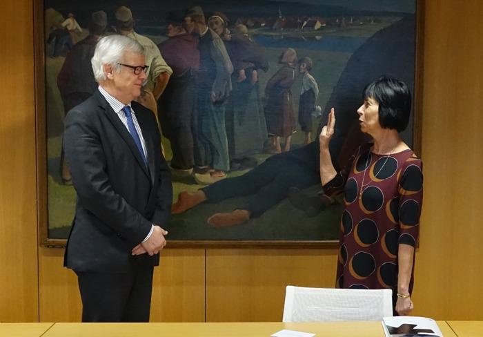 Burgemeesters Affligem, Holsbeek en Zaventem legden eed af