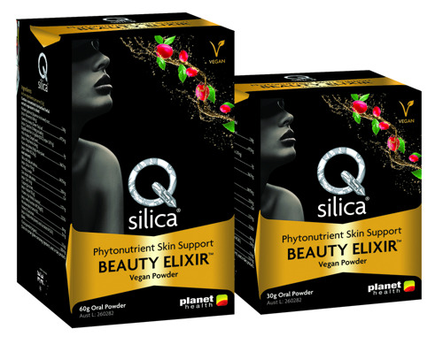 Qsilica Beauty ELIXIR™ - NEW PRODUCT RELEASE