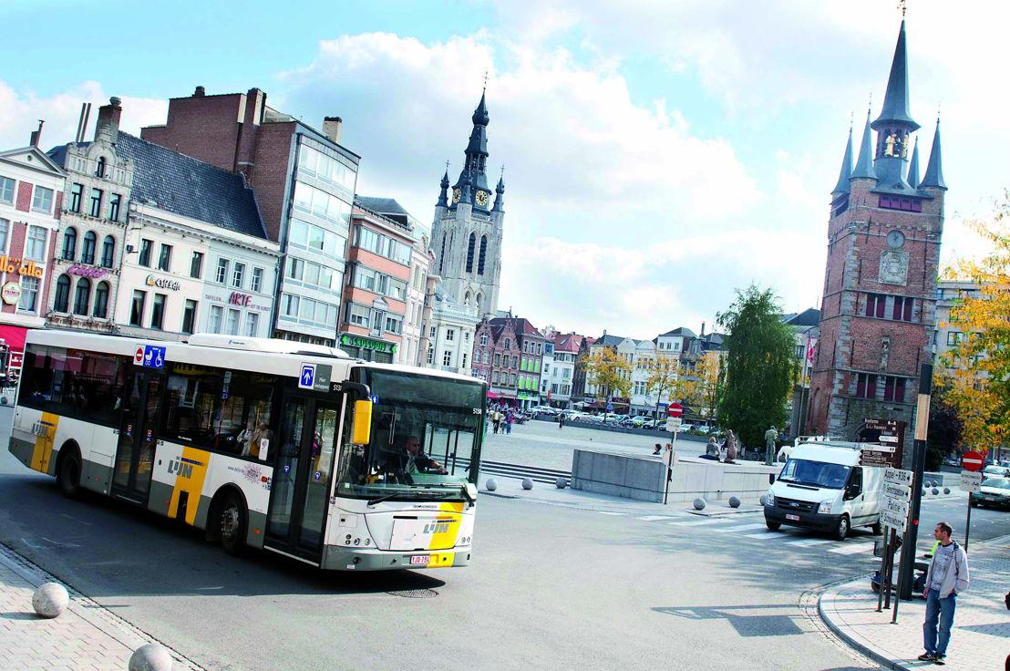 Stadsbus in Kortrijk