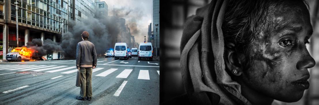 Brusselaars Dieter Telemans (Nieuws) en Kristof Vadino (Stories) winnen Nikon Press Photo Awards 2019
