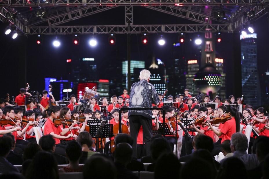 Hong Kong community initiatives - Asian Youth Orchestra