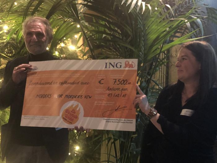Preview: Group Hugo Ceusters-SCMS zamelt 7.500 euro in tijdens allereerste 'Warmste Casino'