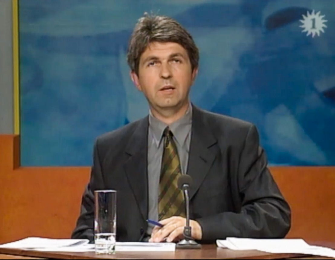 Ivo Belet 1996 - (c) VRT