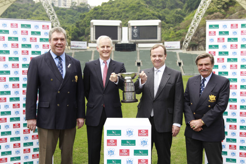 Cathay Pacific and HSBC resume co-title sponsorship of the Hong Kong Sevens for first time since 1997