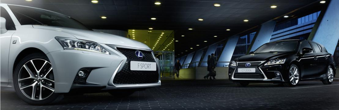 Lexus maakt prijzen CT 200h bekend