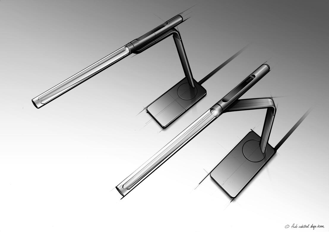 Audi Industrial Design s'associe au fabricant de luminaires design Occhio