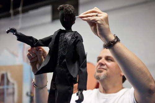 XPT to showcase original, innovative puppetry works for adults at the Center for Puppetry Arts, May 10-13