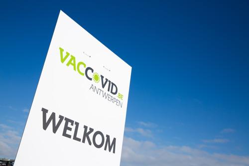 Vaccinatiedorp Spoor Oost