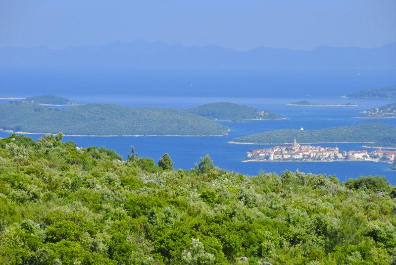 Dalmatische eilanden