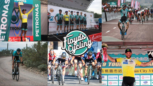 Floyd's Pro Cycling Can't Stop Winning