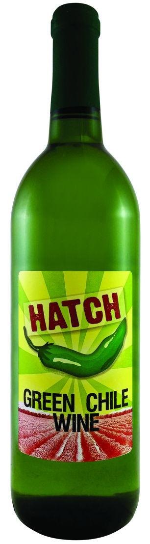 Hatch Green Chile Wine