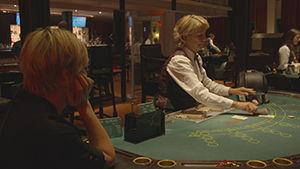 Het casino van Oostende (4 januari) - Annemie en Saskia