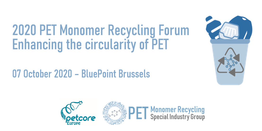 New Date Confirmed for the 2020 PET Monomer Recycling Forum