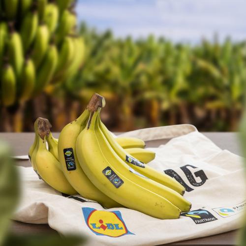 Lidl Luxembourg ambitionne de commercialiser plus de 2,3 millions de produits labellisés Fairtrade en 2020 et vise ainsi une progression de 155 % par rapport à 2018