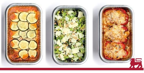 Les plats préparés par Foodmaker du chef Jeroen Meus arrivent dès le 28 avril en supermarché Delhaize