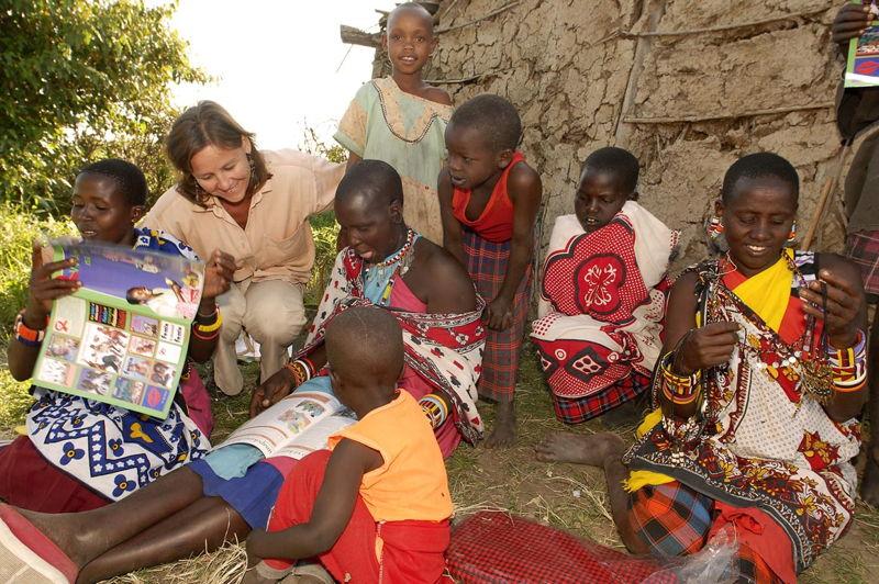 Vrijwilligerswerk Kenia Masai Mara