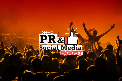 Save 35% on PR & Social Media Boost campaigns