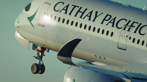 Cathay Pacific Suspends Operation Until Tuesday Morning