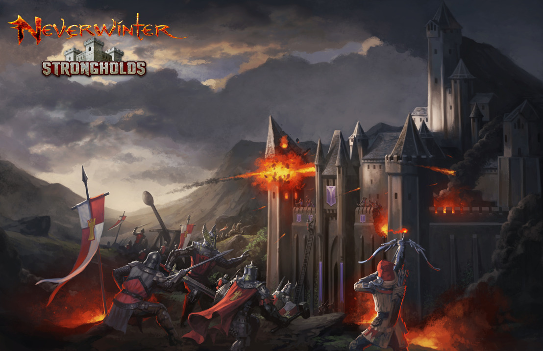 Neverwinter: Strongholds Available Now