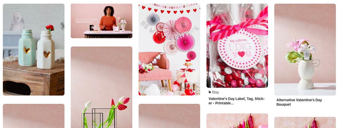 Las empresas pueden aprovechar Pinterest durante los seasonalities para llegar a nuevos consumidores