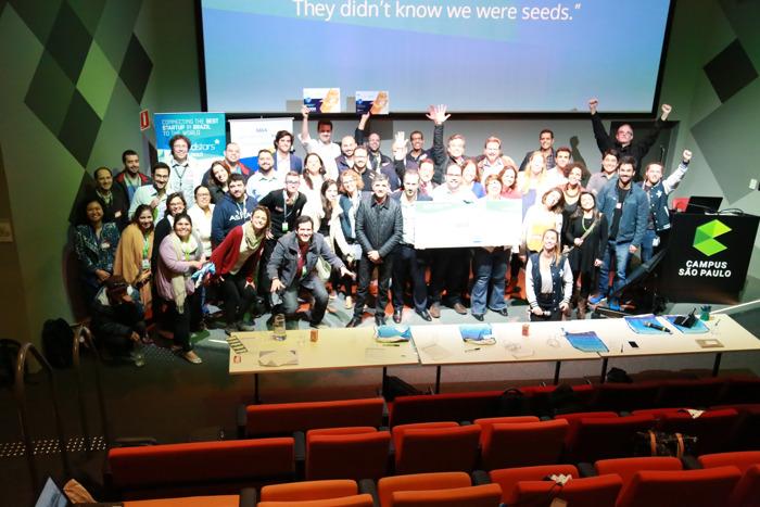 Celcoin e Allpoints ganham a competição Seedstars São Paulo