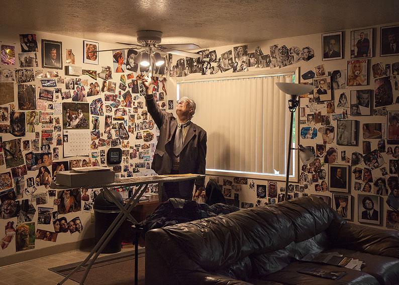 Michael. USA, Portland, Oregon, May 2015. © Bieke Depoorter/ Magnum Photos