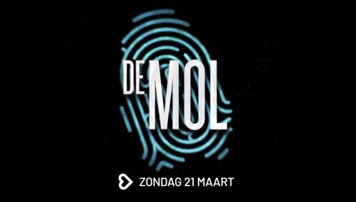 De Mol 2021: niemand is zeker van zijn plek.