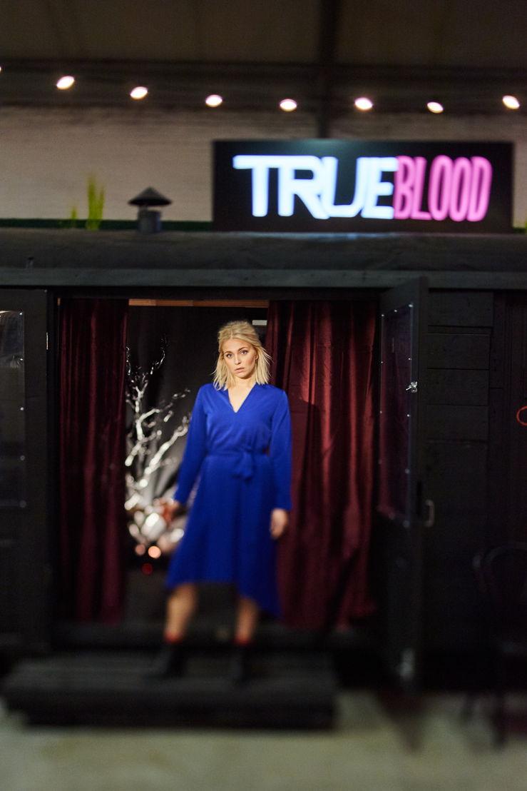 Julie Van Den Steen - True Blood
