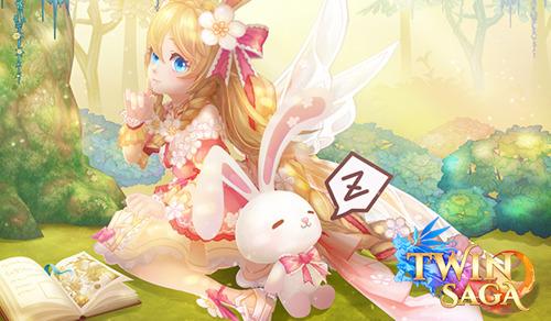 Twin Saga: Spieler entdecken neuen Dungeon über den Wolken