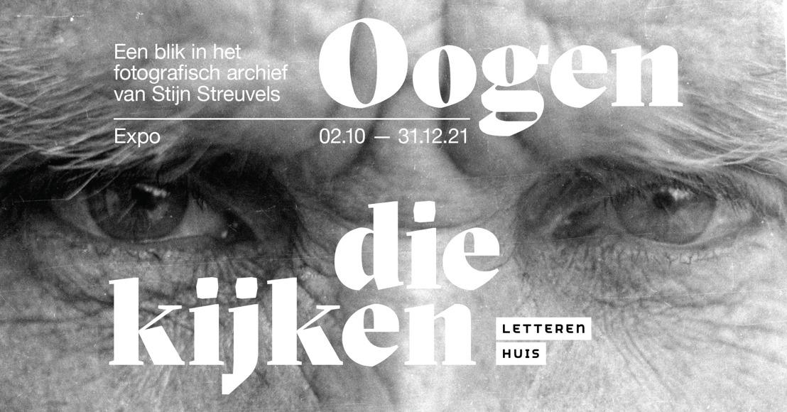 Een blik in het fotografisch archief van Stijn Streuvels met de expo Oogen die kijken