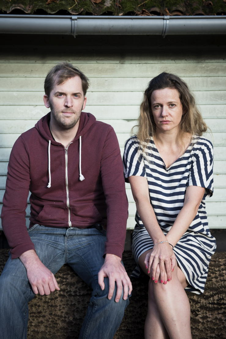 Jonas Geirnaerts en Julie Mahieu ©Lies Willaert