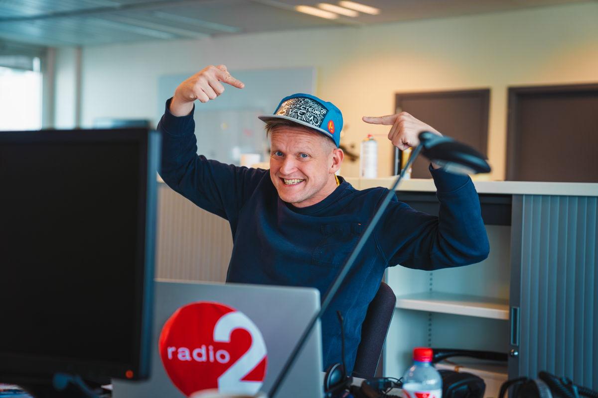Sven Pichal van Radio 2 zijn familie werd al vaak geraakt door Kanker. Hij wenst alle kinderen die het moeten doormaken álle energie van de wereld.