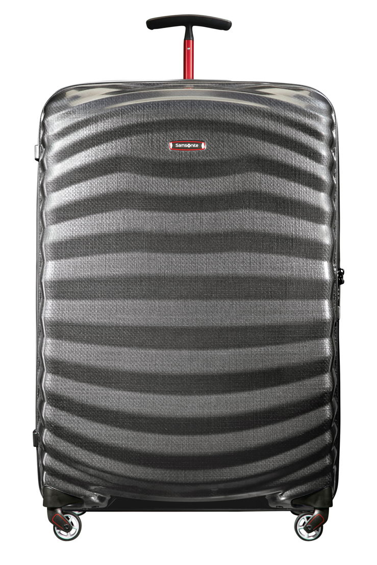 Samsonite_Lite-Shock Sport_Spinner 81-Eclipse Grey/Red