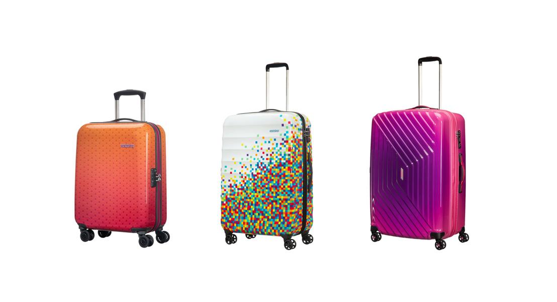American Tourister, DE must-have van elke trendy reiziger