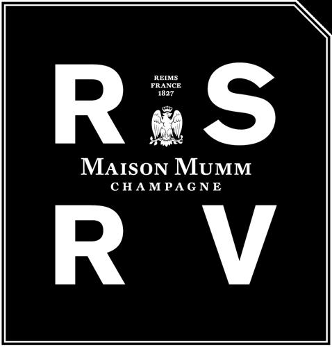 La Maison Mumm donne rendez-vous à ses connaisseurs avec RSRV, trois cuvées d'exception réservées aux initiés