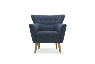 Ellen Chair in Spring Navy - €369