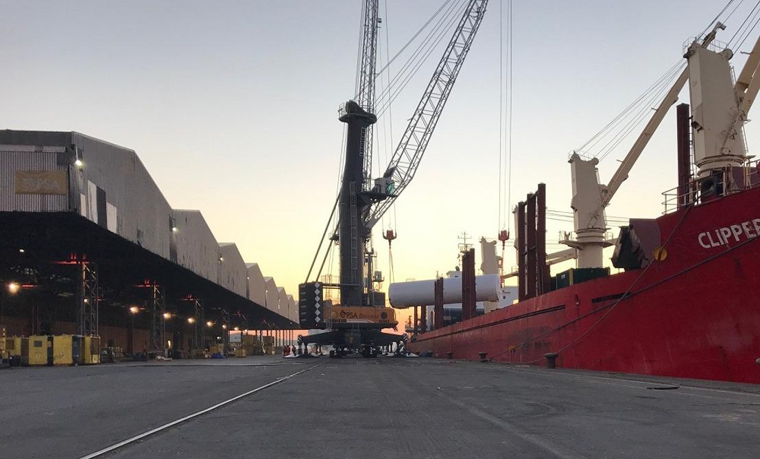 Port of Antwerp awards breakbulk concession