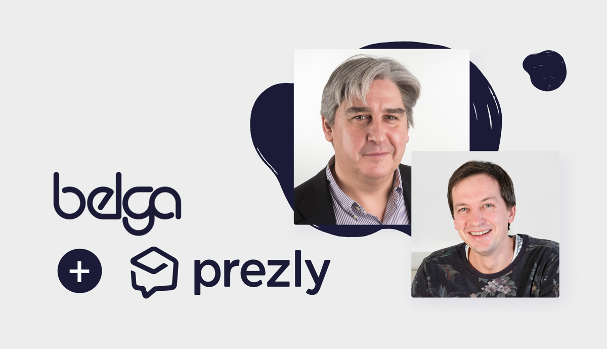 Belga & Prezly join forces to help you centralize your PR