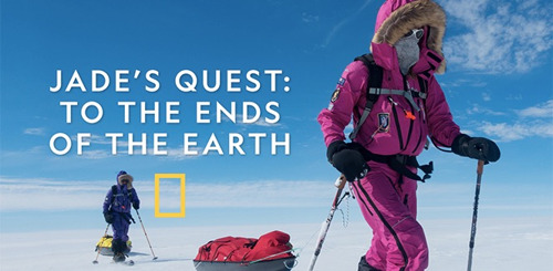 Jade's Quest: To the Ends of the Earth premieres in Asia on National Geographic and FOX+