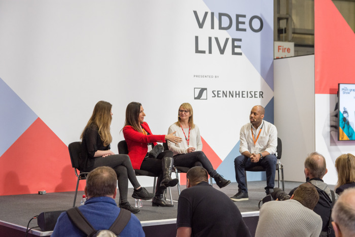 Sennheiser returns to the 2020 Video Show with full A4V product line up