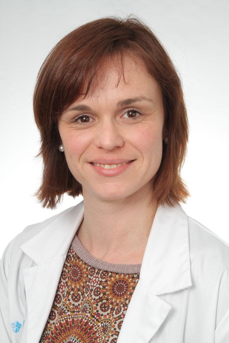 prof. dr. Ellen De Langhe © UZ Leuven