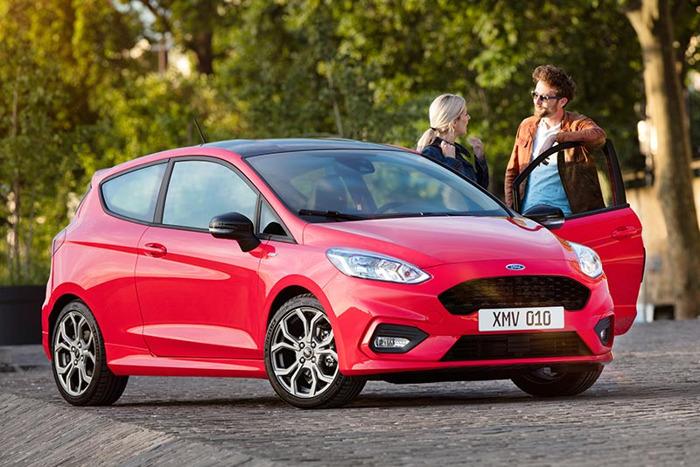 La Tecnología de Suspensión de Alto Rendimiento de Tenneco presente en el Nuevo Ford Fiesta
